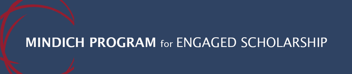 Mindich Program for Engaged Scholarship